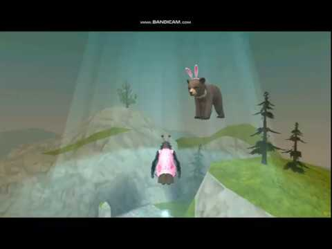 НОВЫЙ БАГ в WildCraft!!! Орёл летает в замке!
