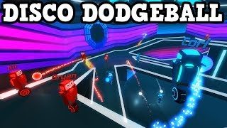 Disco Dodgeball Remix Xbox One - Robot Dodgeball??