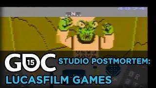 Classic Studio Postmortem: Lucasfilm Games