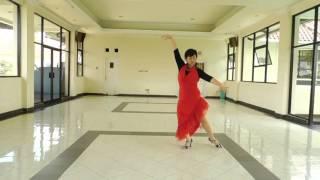 Line Dance - Sang Dewi - Maya Sofia
