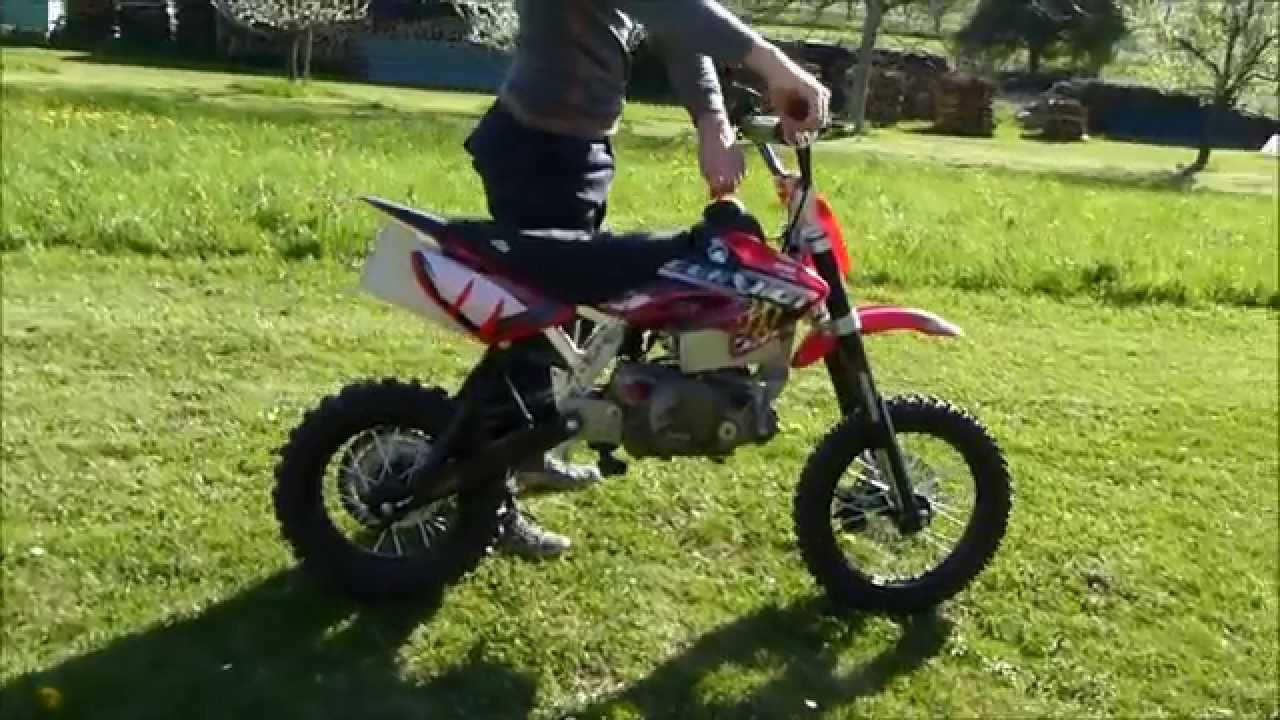 Electric Dirtbike Brushless 15 Kw Youtube