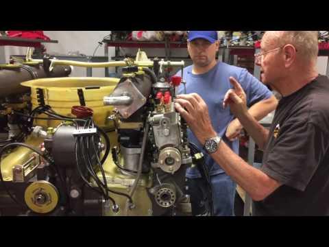 Bruce Canepa & Porsche 917K Engine
