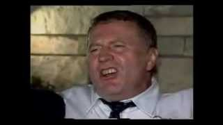 Пьяный Жириновский матом на политику США! (запрещенное видео)