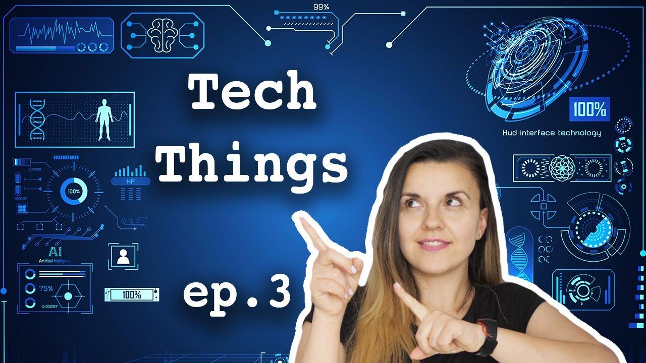 Tech Things - Rachete hipersonice, hidrogen verde din deșeuri și despre criptomonede (Ep.3)