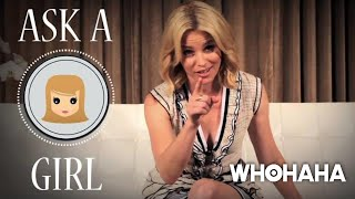 Video Ask A Girl with Elizabeth Banks: What Did I Do Wrong? download MP3, 3GP, MP4, WEBM, AVI, FLV Mei 2018