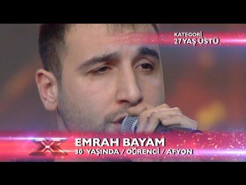 Emrah Bayam - Emi Performansı