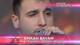 Emrah Bayam - Emi Performansı Video