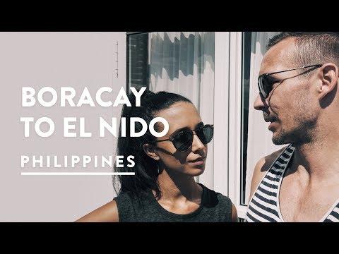 ARRIVING IN EL NIDO - BORACAY TO PALAWAN | Philippines Travel Vlog 103, 2017 | Digital Nomad