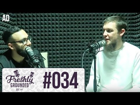 #34 Tim Humble: Converting to Islam at 14, Homeschooling his Children & More