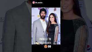 Janib/Sajde Kiye Hain whatsapp status[Harshdeep Kaur and Mankeet Singh] T-series Mixtape 2