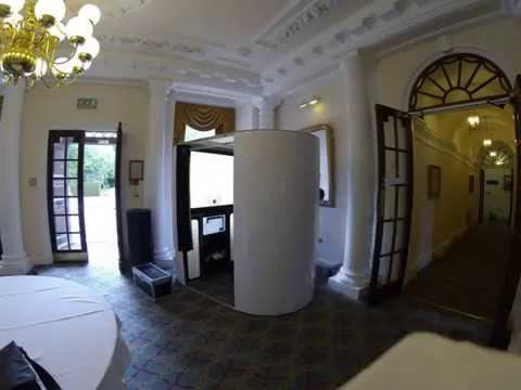 Timelapse of us erecting our PhotoBooth
