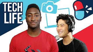 Life of a Tech Reviewer (Ft. Marques Brownlee) - Off The Pill Podcast #38