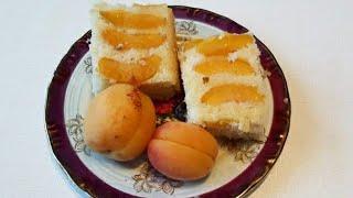 Meyvəli Piroq.Əlinizin altındakı ərzaqlarla asan və sərfəli piroq resepti