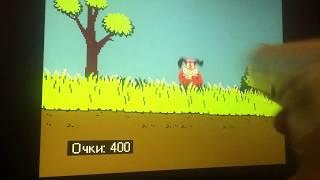 Light gun on PC with Duck Hunt PC port / Zapper on LCD / Световой пистолет от Денди на ПК