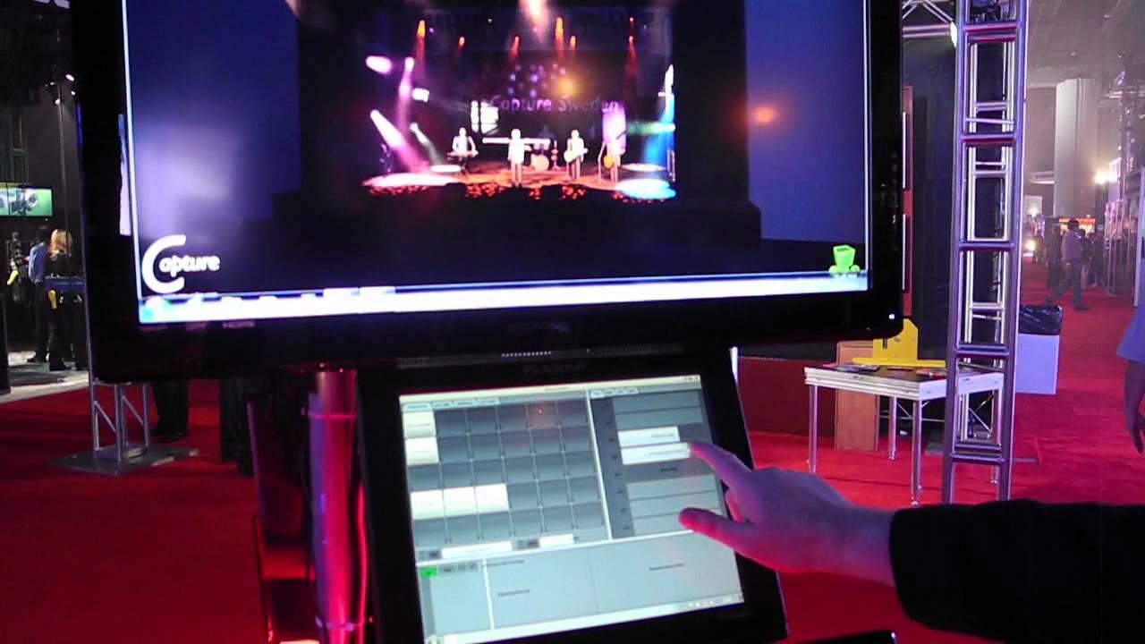 enttec dmx pro software demo youtube. Black Bedroom Furniture Sets. Home Design Ideas