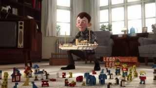 Historien om LEGO [dansk]