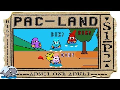 Pac-Land (PC Engine)
