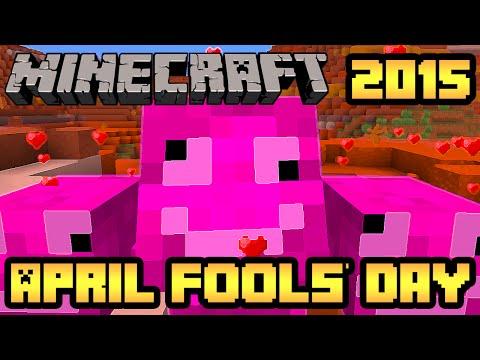 Tackle⁴⁸²⁶ Minecraft April Fool (เมษาโกหก) 2015 [15w14a]