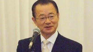 130522全日私幼連総会「河村建夫・自民党選挙対策委員長の挨拶」