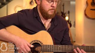 Andrew White Cybele 100 NAT Acoustic Guitar Played By Ben Smith (Part One)