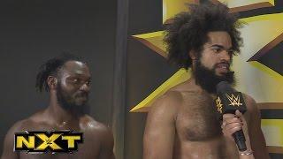 Für Jose & Swann beginnt die Party gerade erst: WWE NXT Exclusive, 19. Oktober 2016
