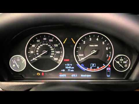 3 Series Instrument Cluster Youtube