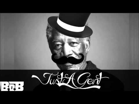 Bombs Away (Just A Gent Remix) - B.o.B & Morgan Freeman
