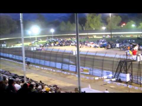 Sprintcars  @ Calistoga Speedway 9 6 15