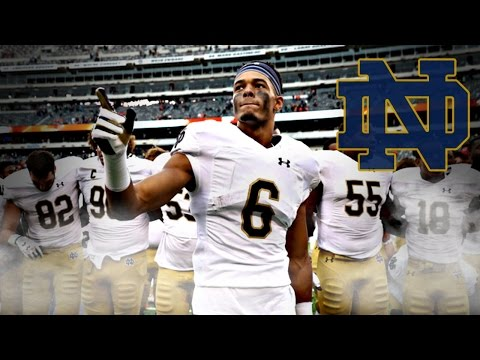 Equanimeous St. Brown || Best Wide Receiver for 2017 || Official Notre Dame 2016-17 Highlights