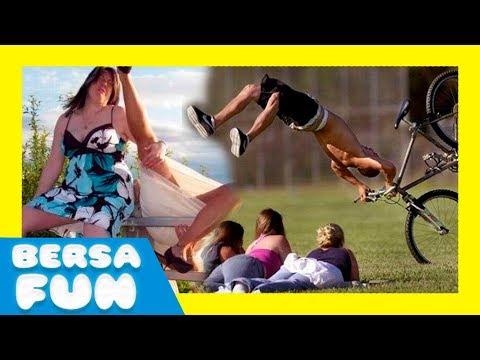 Bersa Fun - Las caidas mas graciosas - Los golpes mas chistosos - Videos divertidos - Para reir