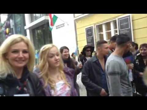 Roma Pride Budapest 2016
