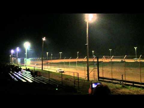 Jared Klick #19 Hornet Feature Winner Callaway Raceway 4-1-15