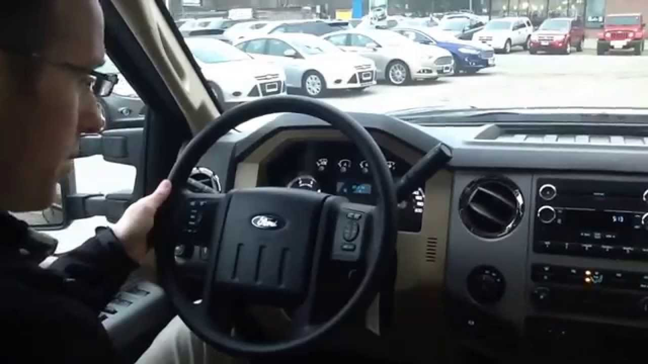 2015 ford f 250 super duty 67 powerstroke diesel simcoe on youtube - 2015 Ford F250