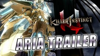 ARIA - FINAL BOSS TRAILER: Killer Instinct Season 2 (Stage Ultra Tease)