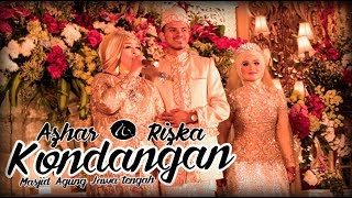 THE KONDANGANZ - Happy Wedding Azhar and Rizka