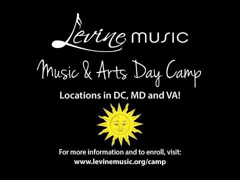 Levine Summer Music & Arts Day Camp, DC Camp Location: Katzen Arts Center