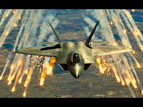 TOP 5 Fifth-Generation JET FIGHTERS in the World.
