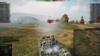Curb Your World of Tanks