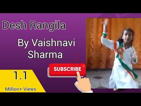 Des Rangila song // super dance video