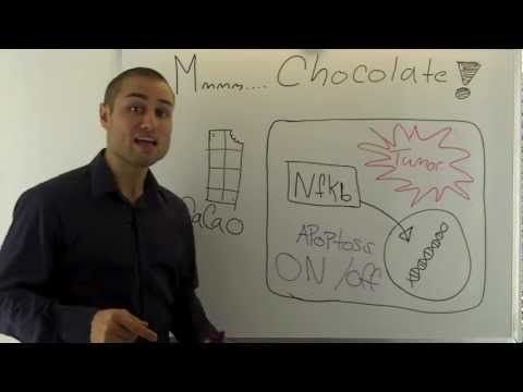 Chocolate health benefits Anti Ageing food for your health benefit.