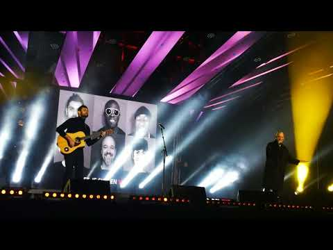 Madame Monsieur - Mercy Live at Israel Calling 2018, Eurovision France