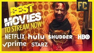 FOTW: Best Movies to Stream Right Now (Netflix, Amazon Prime, Shudder & More) | Flick Connection