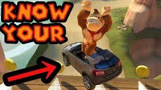 Mario Kart 8 Deluxe - Know Your Monkeys in Mercedes