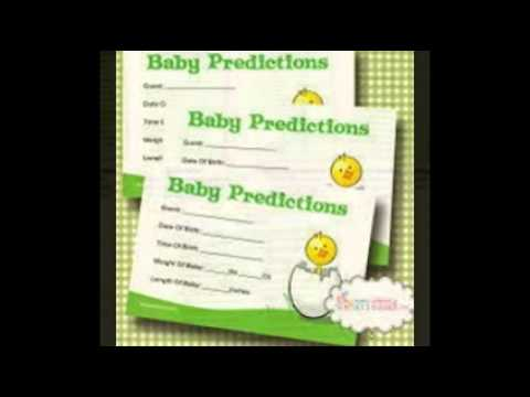 new baby shower games youtube