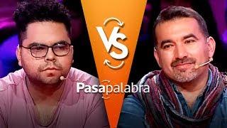 Pasapalabra | Ulises Castillo vs Diego Valderrama