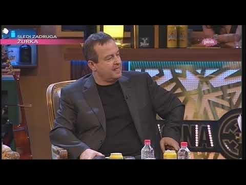 Ivica Dačić o Trampu (Ami G Show S11)