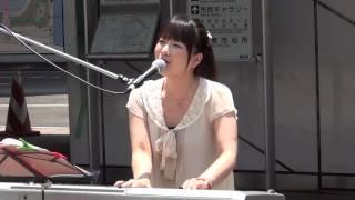 石井かおり never 船橋駅前 2013/6/8 石井香織 動画 30