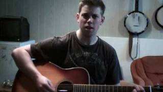 """Garth Brooks - """"The River"""" (Acoustic Cover)"""