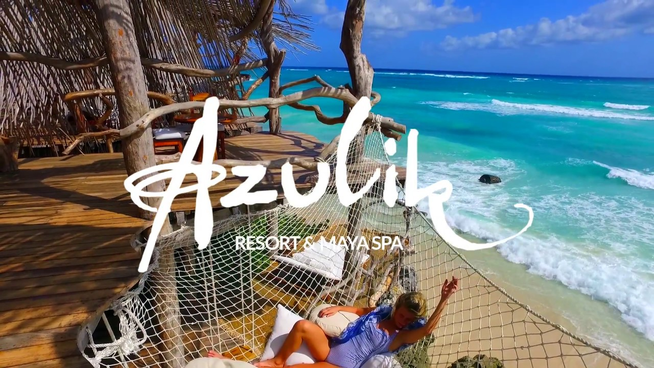 Commercial: Azulik Hotel Resort Spa