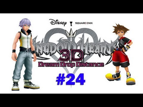 Kingdom Hearts 3D Proud Mode (Part 24) Reading time with Luc!